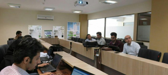 Artman Iran Isfahan KNX Partner