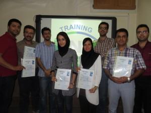 Iran Isfahan KNX Partner Course