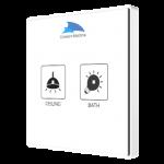 کلید هوشمند Zennio SQTMD