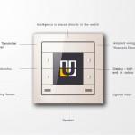 کلید هوشمند U::LUX