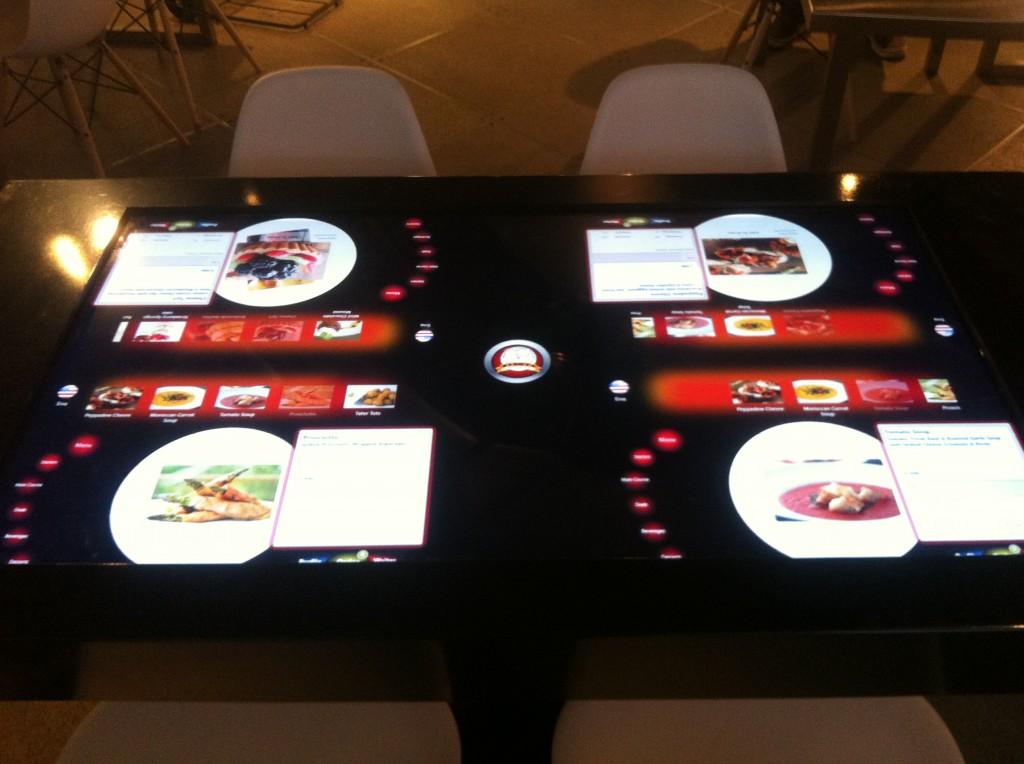 رستوران هوشمند